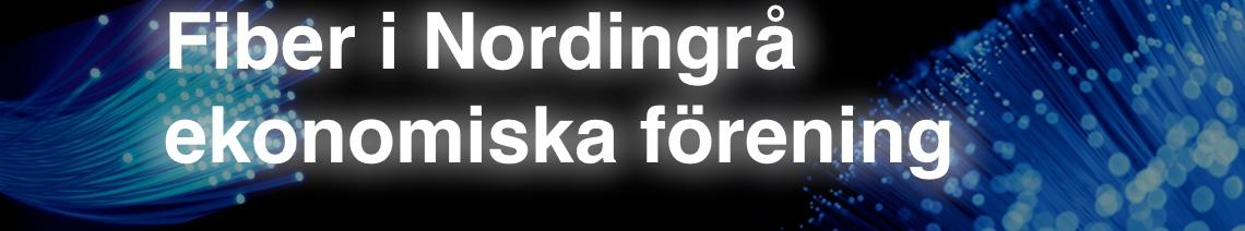 Fiber i Nordingrå ekonomiska förening